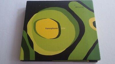 Coffret FRANCOPHONIE 2006 – Compilation – Conseil Francophone de la Chanson