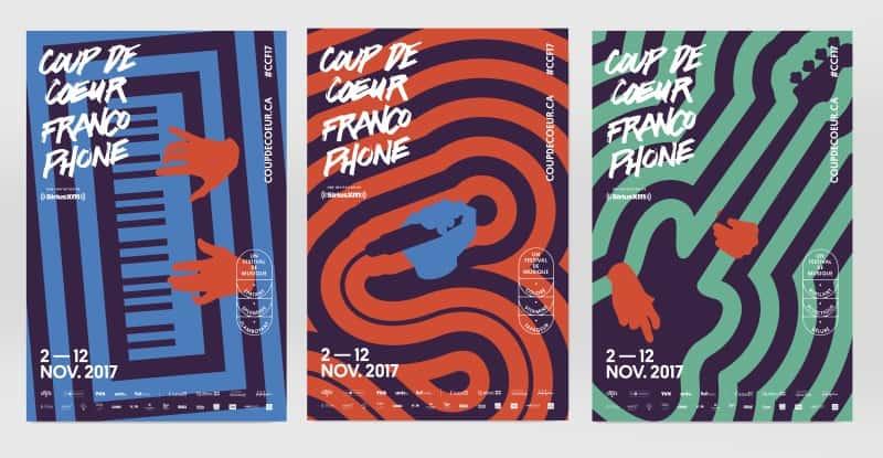 Coup de coeur francophone – Evenementiel – Professionnel – Conseil Francophone de la Chanson