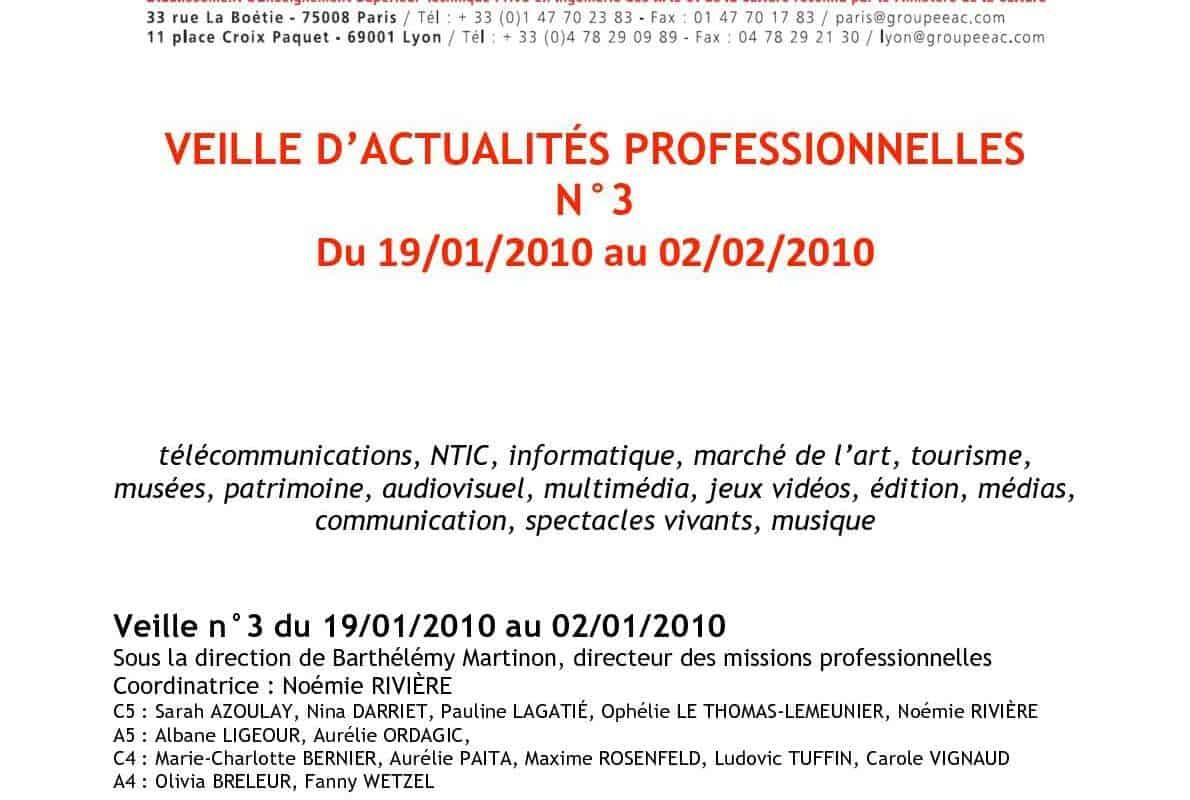 Echos du MIDEM 2010, des propositions et état de la musique en France – Nouvelles – Conseil Francophone de la Chanson