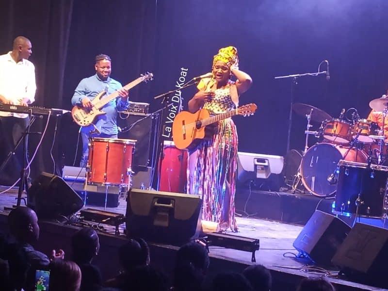 Fotso, Kareyce – Artiste – Conseil Francophone de la Chanson