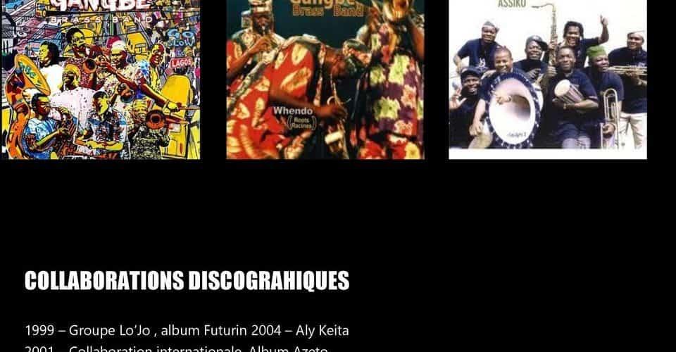 Gangbe Brass Band – Artiste – Conseil Francophone de la Chanson