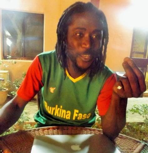 Kamano, Elie – Artiste – Conseil Francophone de la Chanson