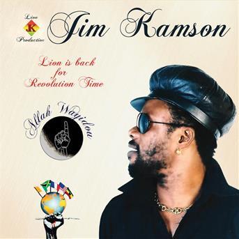 Kamson, Jim – Artiste – Conseil Francophone de la Chanson