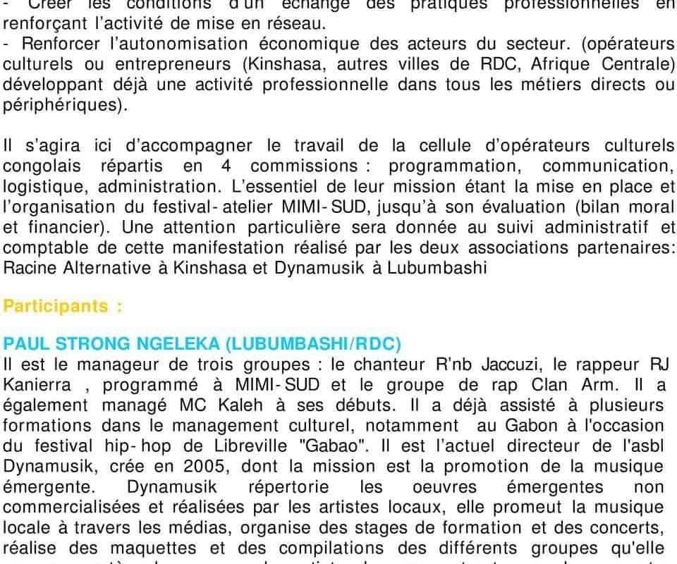 LEXXUS & PNB (Pensée Nègre Brut) – Artiste – Conseil Francophone de la Chanson