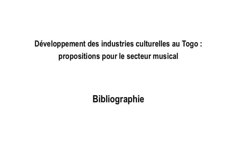 Master G – Artiste – Conseil Francophone de la Chanson