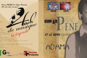 Pene, Omar – Artiste – Conseil Francophone de la Chanson
