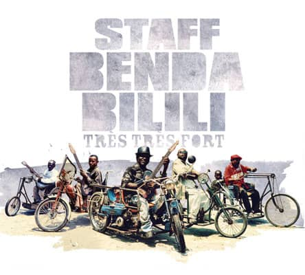 Staff Benda Bilili – Artiste – Conseil Francophone de la Chanson