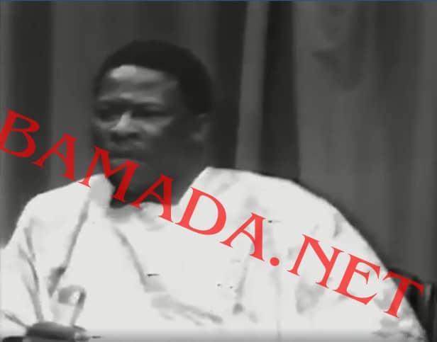 Traoré, Boubacar – Artiste – Conseil Francophone de la Chanson