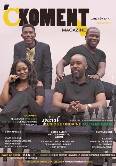 Un nouveau DG pour la Cameroon Music Corporation. – Nouvelles – Conseil Francophone de la Chanson